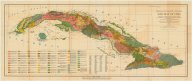 Soil map of Cuba: 1928   (click for a larger preview)