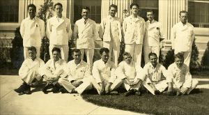 Senior Veterinary Class of 1935   (click for a larger preview)