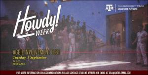 Aggie Involvement Fest   (click for a larger preview)