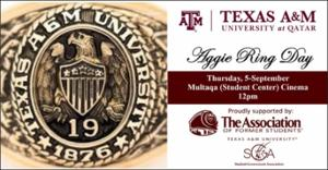 Aggie Ring Day 2019   (click for a larger preview)
