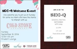 SEC-Q Welcome Event 2019   (click for a larger preview)