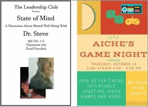 State of Mind: A Discussion about Mental Well-Being with Dr. Steve   (click for a larger preview)