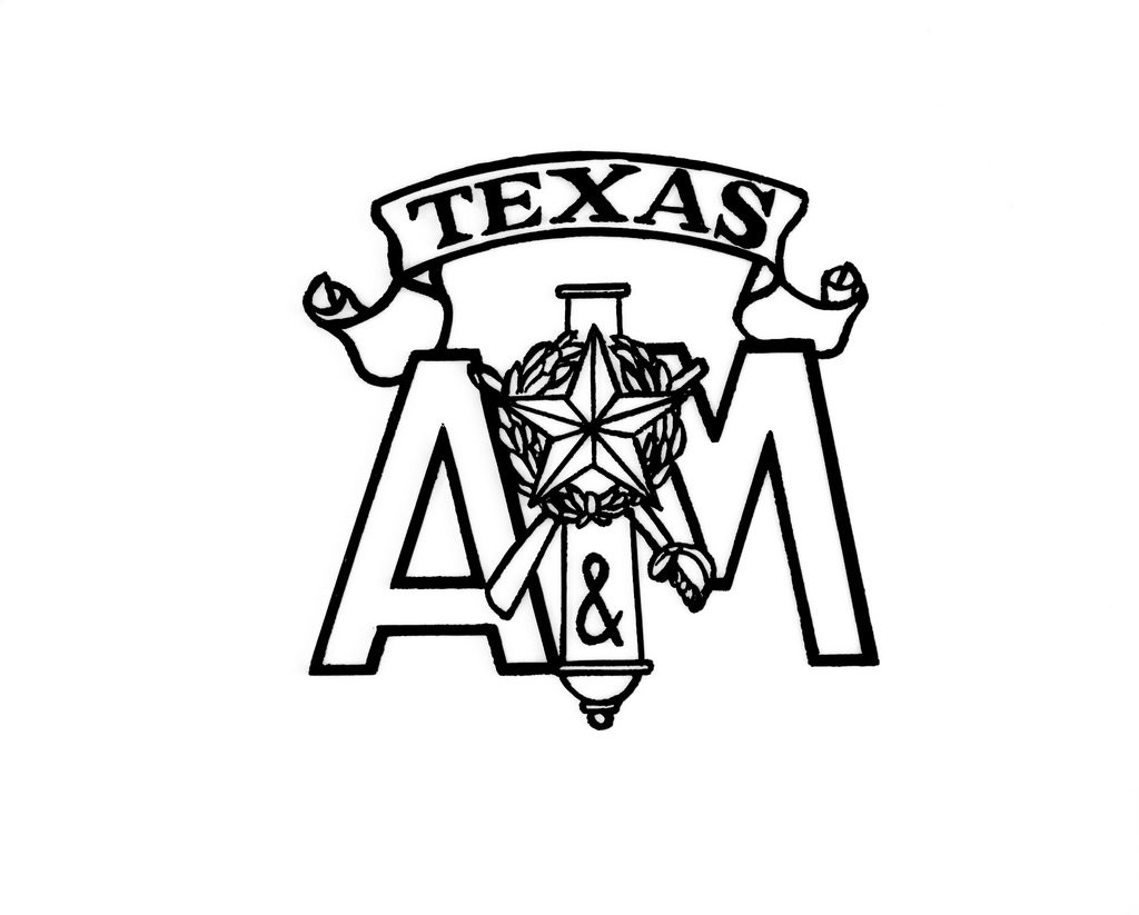 Texas a m logo for Texas a m coloring pages
