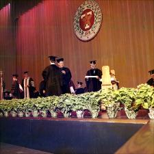 1974 Commencement, number 2   (click for a larger preview)