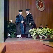 1974 Commencement, number 3   (click for a larger preview)