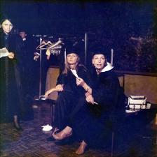 1974 Commencement, number 6   (click for a larger preview)
