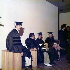 1974 Commencement, number 7   (click for a larger preview)