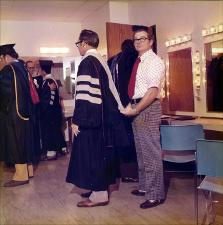 1974 Commencement, number 8   (click for a larger preview)