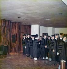 1974 Commencement, number 12   (click for a larger preview)