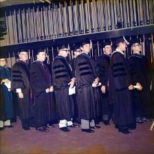 1974 Commencement, number 13   (click for a larger preview)