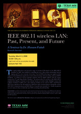 IEEE 802.11 wireless LAN: Past, Present, and Future   (click for a larger preview)
