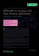 IEEE 802.22 wireless LAN: Past, Present, and Future, V. 2   (click for a larger preview)