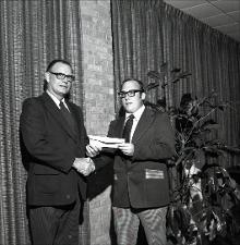 1975 Honors Convocation, number 03   (click for a larger preview)