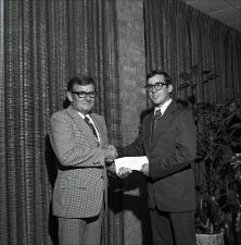 1975 Honors Convocation, number 04   (click for a larger preview)