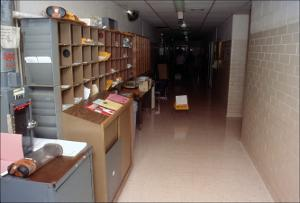 Mail Sorting Area   (click for a larger preview)