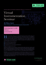 Virtual Instrumentation Seminar   (click for a larger preview)