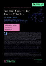 Air Fuel Control for Green Vehicles   (click for a larger preview)