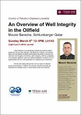 An Overview of Well Integrity in the Oilfield   (click for a larger preview)