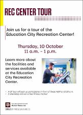 Education City Recreation Center Tour 2019   (click for a larger preview)